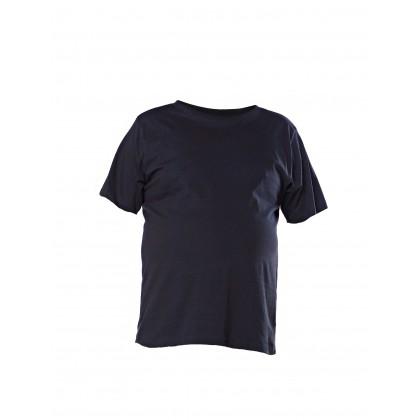 black short sleeve basic tee